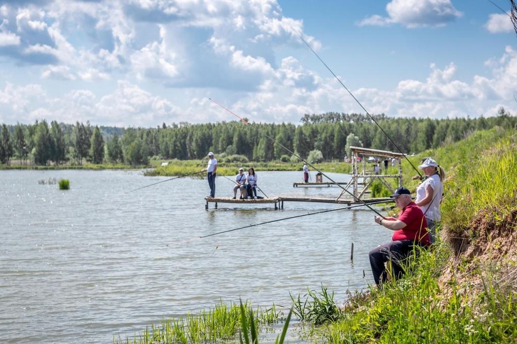 платные места для рыбалки в нижнем новгороде