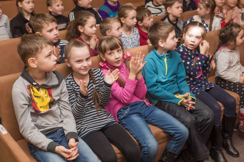 Театр нашего города - Кстовский муниципальный район